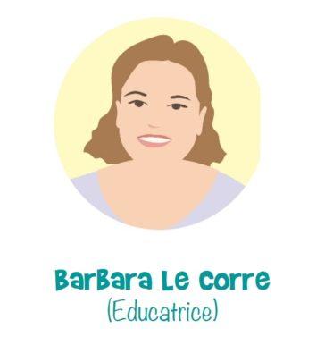 Barbara Le Corre - éducatrice