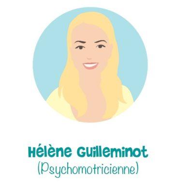 Hélène Guilleminot - Psychomotricienne
