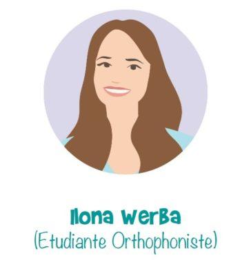 Ilona Werba - étudiante Orthophoniste